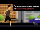 Что происходит с телом, если перестать тренироваться