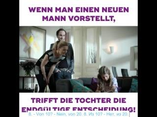 KNALLERFRAUEN - TOCHTER ENTSCHEIDET UT - Дочь решает