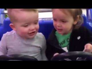 ЛУЧШИЕ детские ПРИКОЛЫ 2016 Смешные видео про детей Железный человек Try Not To Laugh Funny Kids - YouTube
