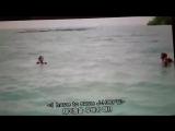 Hoseok can't swim so Seokjin went to save him i