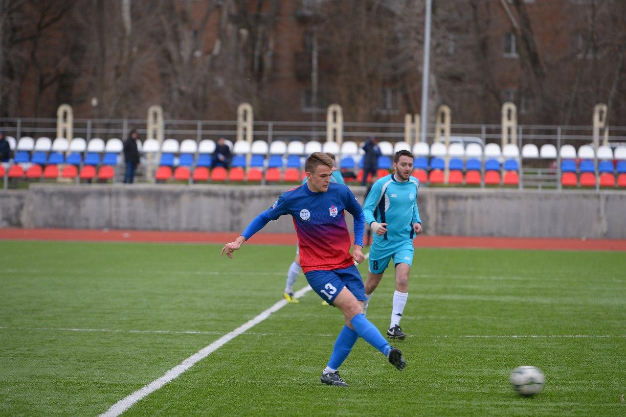 Сборная ДГТУ по футболу вышла в финал соревнований Национальной студенческой футбольной лиги