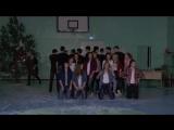 новогодний танцевальный батл в 1й гимназии