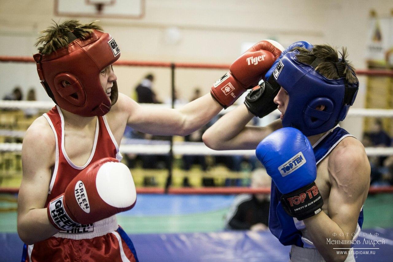 Состоялся открытый Областной турнир по боксу памяти В.А. Трифонова