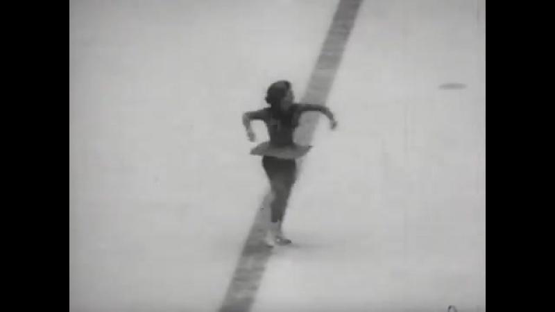 116 15 SJOUKJE DIJKSTRA EERSTE GOUD VOOR NEDERLAND 1964
