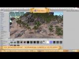 Unity 3D: пиратская выживалка The Island, day 153, плавание персонажа №7