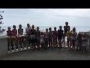 Видеопоздравление от гимнасток для Пигровой Натальи.