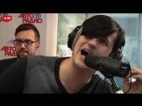 Дмитрий Колдун - Поцелуй меня (#LIVE Авторадио) 19 01 2017