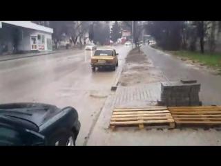 слив сделать забыли. ул. Богданова