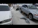 ВИДЕО ОБЗОР Toyota Mark 2 JZX 100 TOURER V Free Drift Team GARAGE