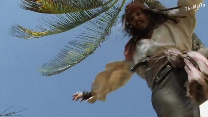 TheNafig Пираты Карибского моря в наше время (Переозвучка)