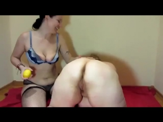 Две русские пышки устроили анальное блядство для любимого папочки (русское домашнее порно минет анал инцест мамки bbw maturesex