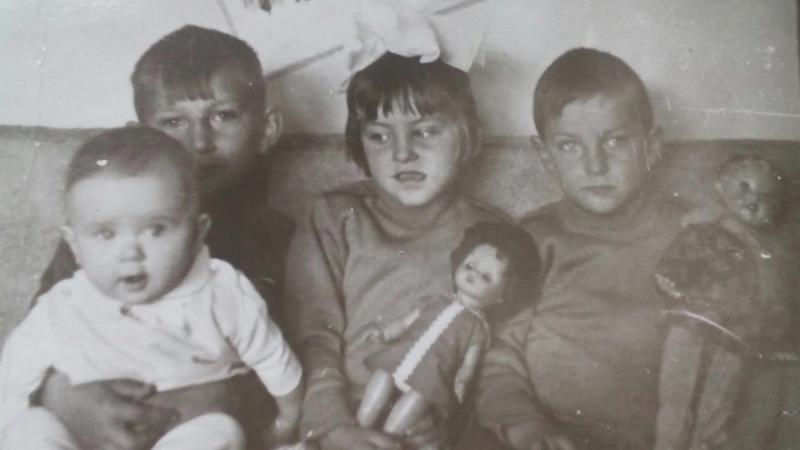 Юбилей 50 лет моего папочки Игоря и тётушки крёстной мамочки Татьяны