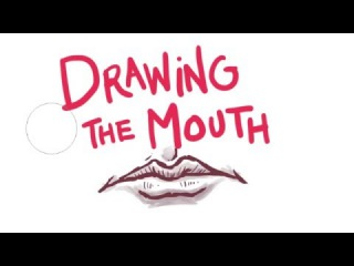 Helpful Tips For Drawing The Mouth/Lips (A102-5)