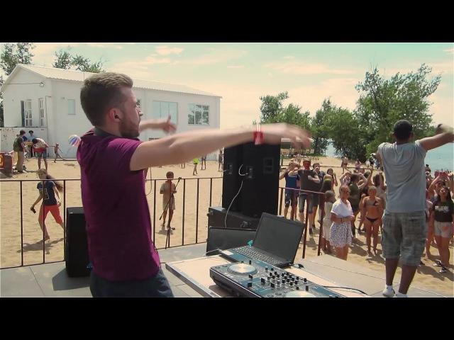 JB EP на дне города Волжский