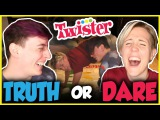Twister TRUTH OR DARE with Hannah Hart!  Thomas Sanders