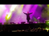 Saxon - Solid ball of rock Live in Sweden 2017