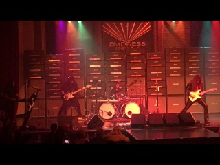 Yngwie Malmsteen Far Beyond The Sun Live at The Empress Theater Vallejo CA 5/31/2017