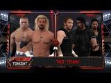 DDP Cenation vs The Shield