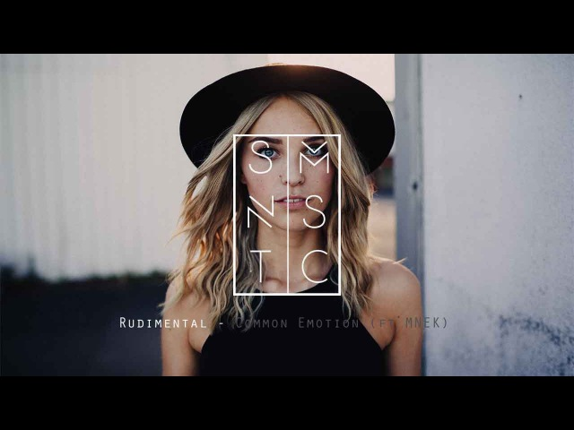 Rudimental - Common Emotion ft. MNEK