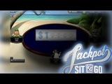 Jackpot Sit &amp Go from Full Tilt Poker!