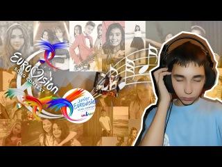 Я смотрю Детское Евровидение? 📺📺📺 Мой топ песен ДЕ 2016/My top JESC 2016 ✌ ✌ ✌ Dim Ka Channel