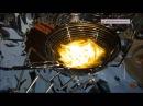 Cocina solar Patatas fritas