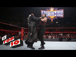 [#My1] Top 10 Raw moments: WWE Top 10, Mar 6, 2017