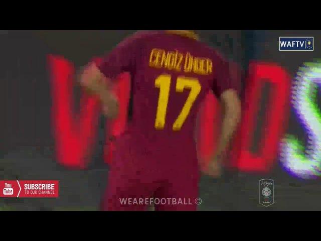 Тоттенхэм – Рома 0:2 Ундер / Cengiz Ünder Goal Tottenham Hotspur Vs AS Roma 0:2