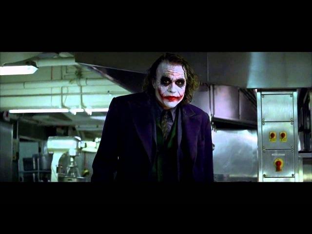Фокус с карандашом Джокер -Тёмный рыцарь | Focus with Joker pencil -The Dark Knight