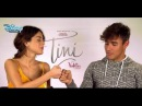 Violetta y Leon (Jorge y Tini) - Liebe ist stark | Любовь сильна