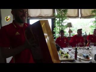Jordi Alba cumple años, así fue la celebración de su cumpleaños