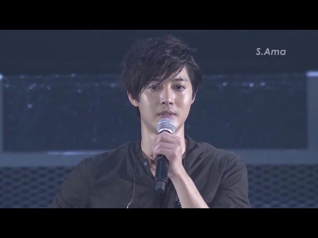 [2015.02.20] Gemini JP Tour Tears of Kim Hyun Joong /Слезы Ким Хён Джуна.Последний концерт в Гемини