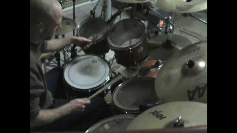 Isis - Threshold Of Transformation - Drum Cover Video