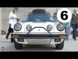 #MUSCLEGARAGE vs Cali EP 6 (Luftgekuhlt - фестиваль Porsche)