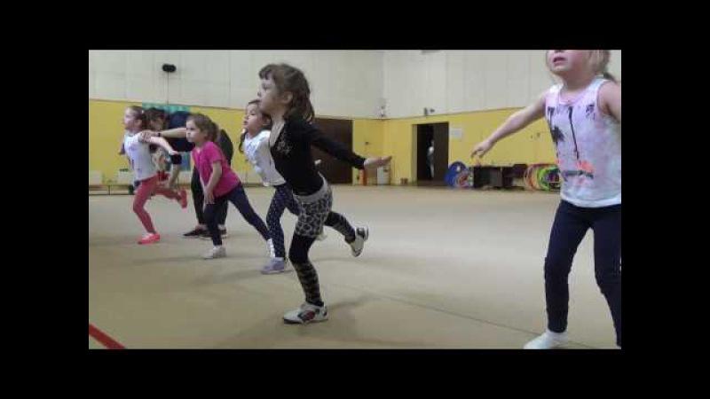 Офп, гимнастика, растяжка фигуристы дети первый год обучения miss Kate Gymnastic. Figure skater. 5