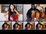 Cremaine Booker &amp Tina Guo - Vivaldi Double Cello Concerto