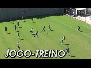 Wagner se destaca em jogo-treino (14/02)