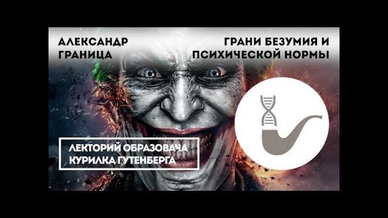 Александр Граница - Безумие? Грани психической нор