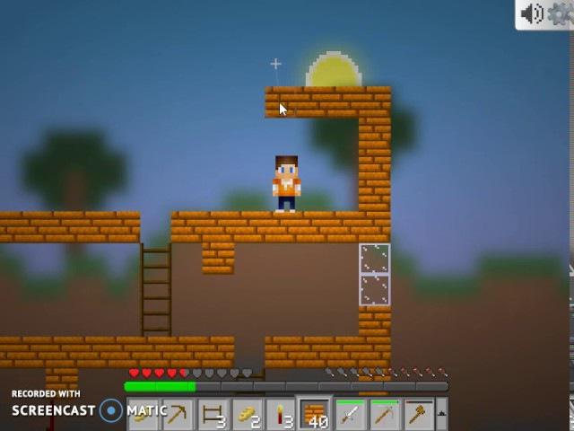 MineBiocks2 агромный дом