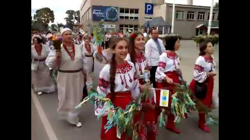 Jēkabpils pilsētas svētku gājiens