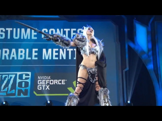 BlizzCon 2016 Costume Contest Cosplay