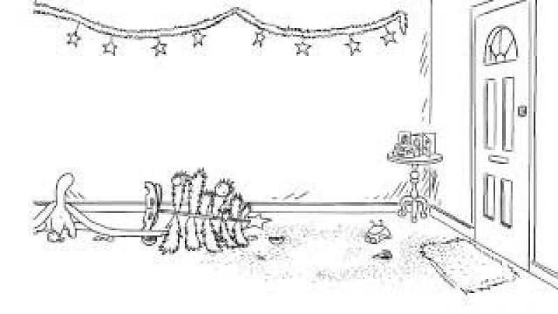 КОТ САЙМОНА (SIMON'S CAT). НОВОГОДНЯЯ КОЛЛЕКЦИЯ (CHRISTMAS COLLECTION).