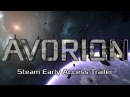 Avorion Explore Build Fight Trade Early Access Trailer
