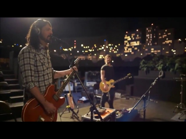 Foo Fighters - Smells Like Teen Spirit   Come As You Are   Lithium Rehearsal 2015