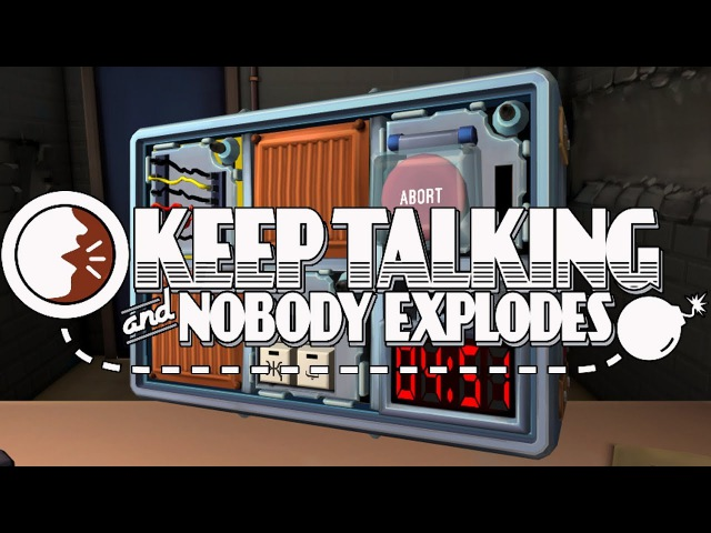 First Glance |2| Keep Talking and Nobody Explodes - Рик кот?! И он теряет жизни!