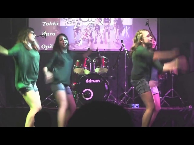 Sistar- Shake It (Dance cover by Atria: Cover Band)