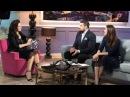 Наталия Власова в программе Твой вечер на ETV (13.12.2016)