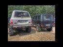 Land Cruiser 80 41 Mercedes Gelandewagen 39 uaz hunter 37 . Суровый оффроад. Ч.1