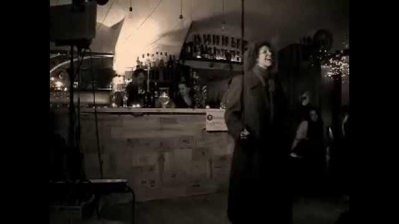 Полина Шустарёва читает поэму А. Блока Двенадцать