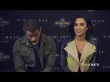 NetJets was the proud travel partner of Demi Lovato &amp Nick Jonas